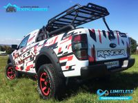 Ford Ranger - Limitless Explorer - Essen Motorshow_6