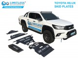 Hilux_skidplates_and_car